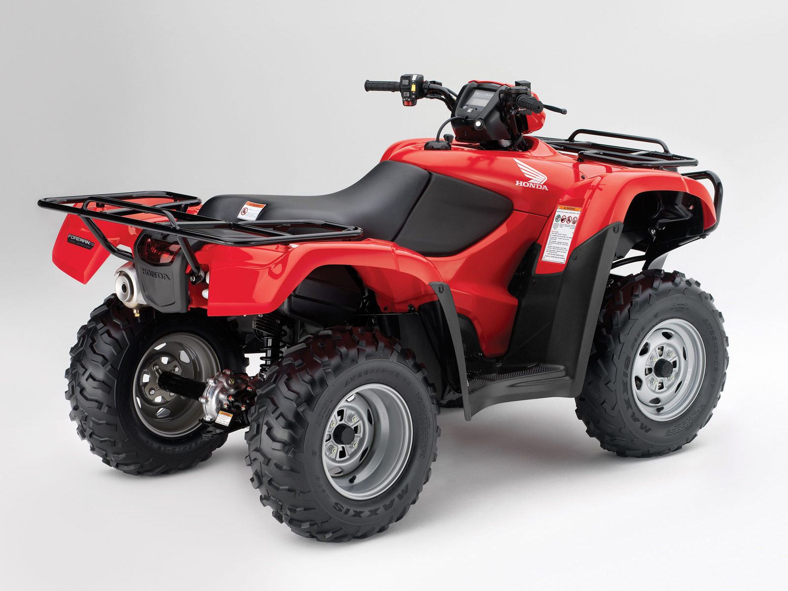TRX 500 FE 2012